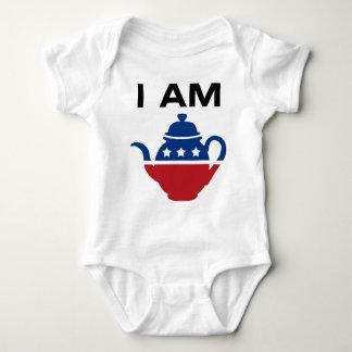 I Am the Tea Party Baby Bodysuit