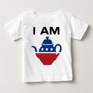 I Am the Tea Party Baby T-Shirt