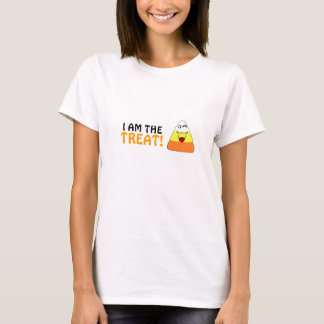 I AM THE TREAT Halloween t-shirt