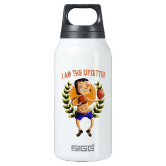 I am The Upsetter Insulated Water Bottle