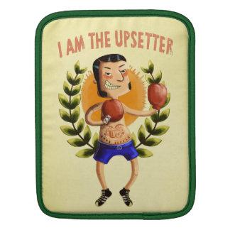 I am The Upsetter iPad Sleeves