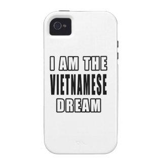 I am the Vietnamese Dream Case-Mate iPhone 4 Case