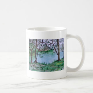 I am the vine; you are the branches coffee mug