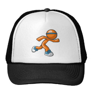 I am The Virtual Runner Trucker Hat