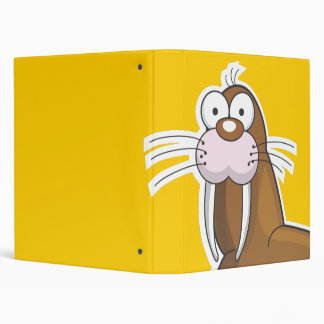 i AM the Walrus 3 Ring Binder
