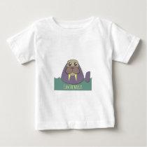 I Am The Walrus Baby T-Shirt