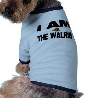 I Am the Walrus Pet Tee