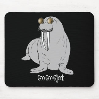I am the Walrus Mouse Pad