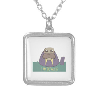 I Am The Walrus Necklace