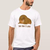 """""""I Am the Walrus"""" Shirt"""