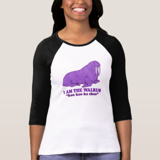 I am the Walrus T-Shirt - Customized
