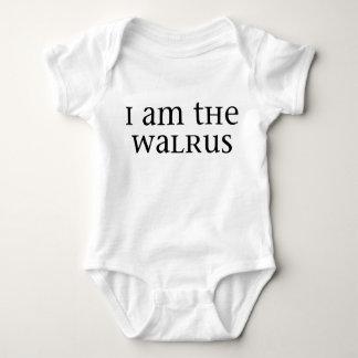 I am the Walrus T-shirts