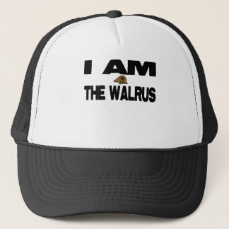 I Am the Walrus Trucker Hat