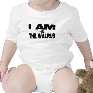 I Am the Walrus Tees