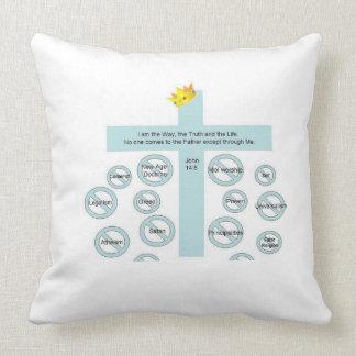 I am the Way pillow