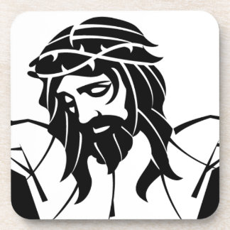 I am the Way, the truth and the Life Beverage Coaster