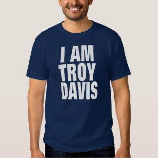 I am Troy Davis Tshirts