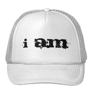 I AM TRUCKER HAT
