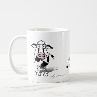 I AM udderly moovelous! Coffee Mug
