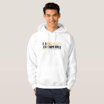 I Am Unstoppable Multiple Sclerosis Awarness Hoodie