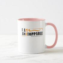 I Am Unstoppable Multiple Sclerosis Awarness Mug