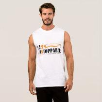 I Am Unstoppable Multiple Sclerosis Awarness Sleeveless Shirt