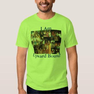 I Am Upward Bound! Tee Shirt