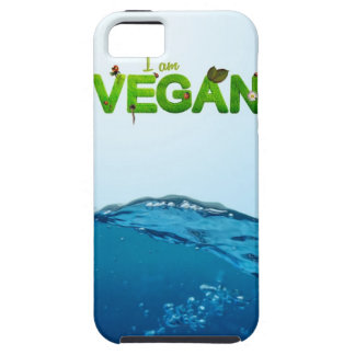 I am Vegan iPhone SE/5/5s Case