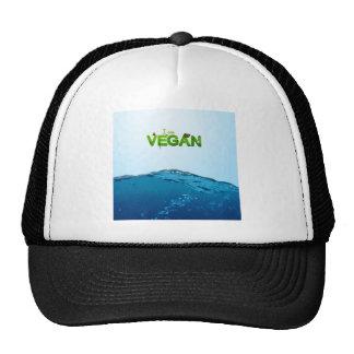 I am Vegan Trucker Hat