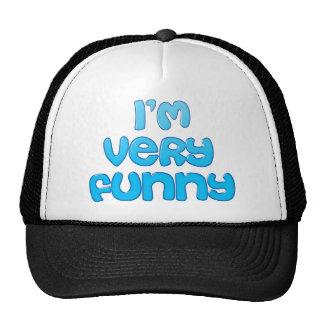 I Am Very Funny Trucker Hat