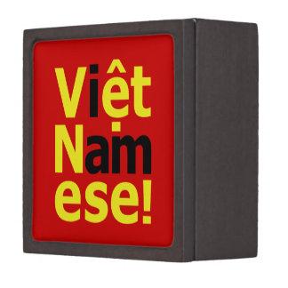 i am Việt Namese! Jewelry Box