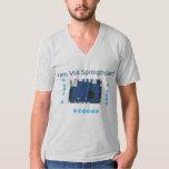 I am VIA Springboard [V] Tee Shirts