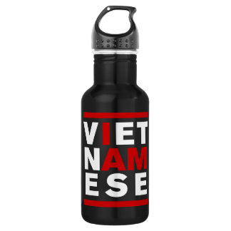 I AM VIETNAMESE 18OZ WATER BOTTLE