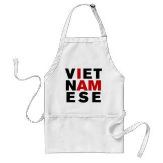 I AM VIETNAMESE ADULT APRON