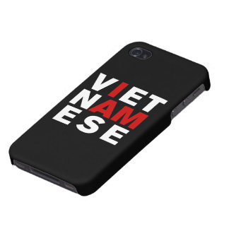 I AM VIETNAMESE CASE FOR iPhone 4