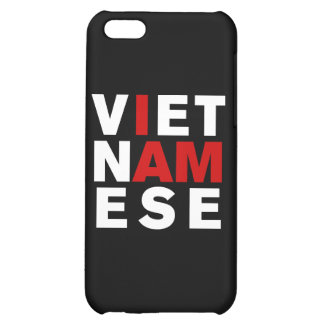 I AM VIETNAMESE CASE FOR iPhone 5C