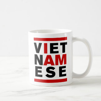 I AM VIETNAMESE COFFEE MUGS