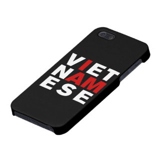 I AM VIETNAMESE COVER FOR iPhone 5