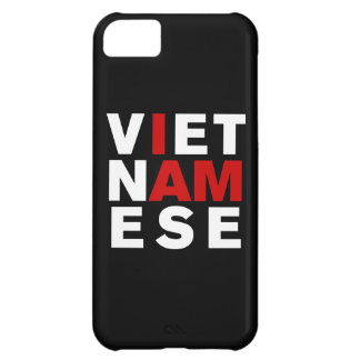 I AM VIETNAMESE COVER FOR iPhone 5C