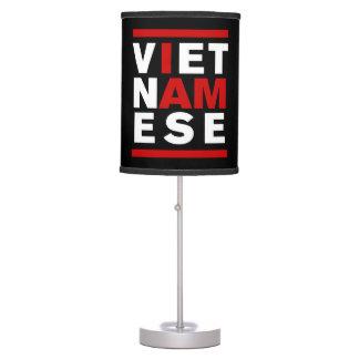 I AM VIETNAMESE DESK LAMP