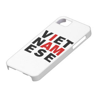 I AM VIETNAMESE iPhone 5 COVER