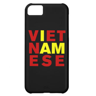 I AM VIETNAMESE iPhone 5C CASE