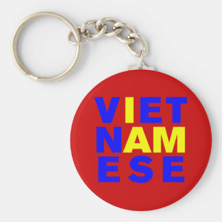 I AM VIETNAMESE KEY CHAIN