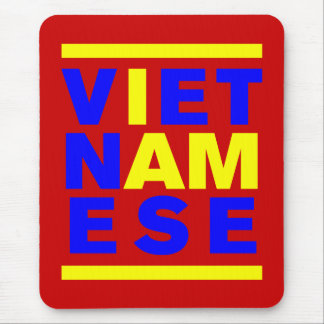 I AM VIETNAMESE MOUSE PAD