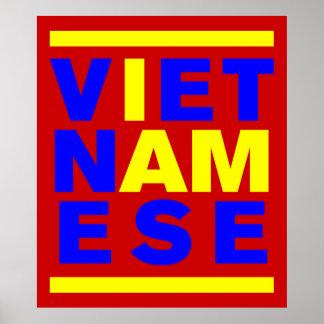 I AM VIETNAMESE POSTER