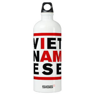 I AM VIETNAMESE SIGG TRAVELER 1.0L WATER BOTTLE