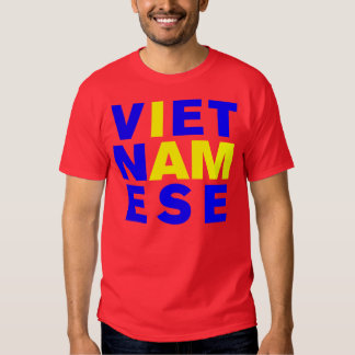 I AM VIETNAMESE T SHIRTS