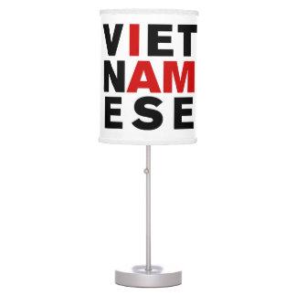 I AM VIETNAMESE TABLE LAMP