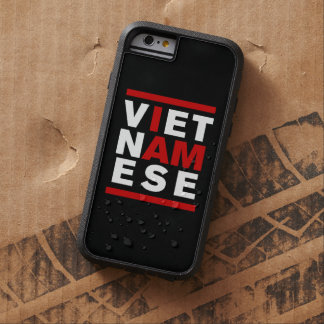 I AM VIETNAMESE TOUGH XTREME iPhone 6 CASE