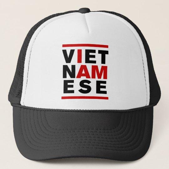 I AM VIETNAMESE TRUCKER HAT